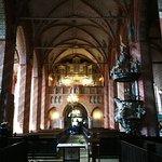 Kirche zu St Marien in Bergen auf Rügen