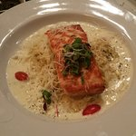 Grilled Sage Salmon (really good)