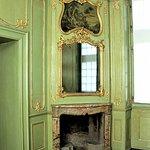 Cabinet vert, vers 1760