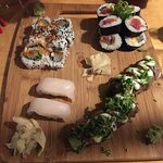 Φωτογραφία: Sushi Rock and Trio