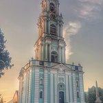 Колокольня Троице-Сергиевой лавры. Самая высокая в России