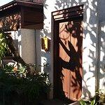 The Villa's gate