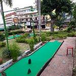Foto de Mini-Golf Pattaya
