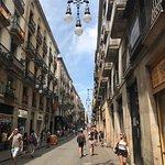 Foto di Quartiere gotico (Barri Gotic)