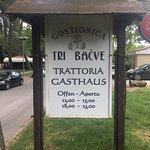 Foto van Gostionica Tri Bacve