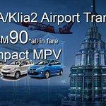 Sky Airport Transfer-GetCar MY