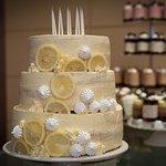 Mascarpones citromtorta, Lemon cake