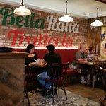 Foto van Bella Italia Blackpool Church Street