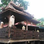 Old Wooden Monastery at Lel' Kaing Village ( One hour drive from Magway )