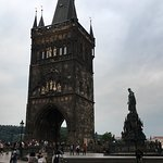 Old town tower commissioned by King Charles IV, Prague