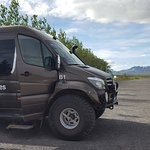 Mercedes-Benz sprinter super jeep (at guiser)
