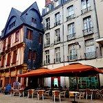 Restaurant Café Cult' - Terrasse