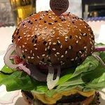 Backyard Burger. Yum!