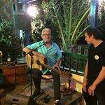 Bild från Pelagos Live Music Restaurant