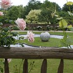 Rose Garden Fountains