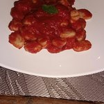 Home made gnocchi. They were awesome!