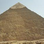 Khafre's Pyramid resmi
