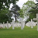 Brittany American Cemetery照片