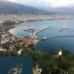 Our view of Alanya