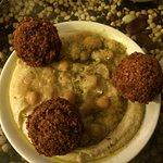 Bild från Hummus Ben Sira