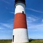 Sankaty Head Lighthouse照片