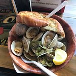Garlic Clams