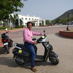 Φωτογραφία: Udaipur bike rental
