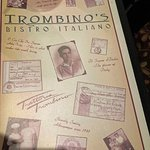 Foto van Trombino's Bistro Italiano