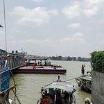 boat jetty to dakshineshwar