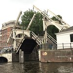 rare to see old drawbridge in action