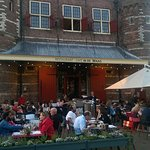Photo de Cafe In de Waag