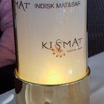 Bilde fra Kismat Indisk Mat & Bar