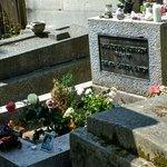 Pere-Lachaise Cemetery, Paris France.