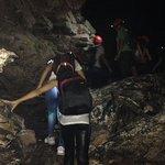 caverna da cachoeira do funil