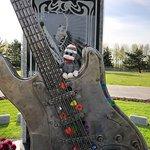Jimi Hendrix Grave Site Φωτογραφία