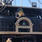 """Фотография Пиратский корабль """"Черная Жемчужина"""""""