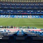 Фотография Стадион Сантьяго Бернабеу