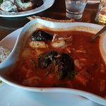 Spicy Cioppino [not too spicy and lots of variety!]