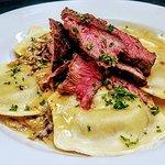 Steak Marsala