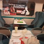 InterCity dining car