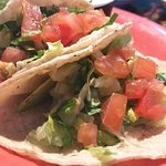 Great Vegetarian Options Available like the Avocado Tacos