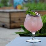 Bubbles & Squeak cocktail