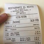 Restaurante El Mixto ภาพถ่าย