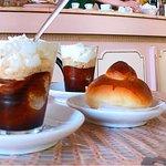 Granita caffè con panna alla Siciliana.