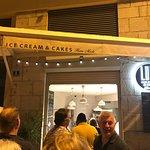 LUKA ice cream & cakes - no tasting allowed