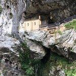 Foto de Santuario de la Virgen de Covadonga
