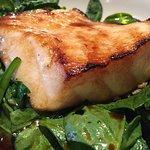 Oolong Sea Bass (dinner portion)