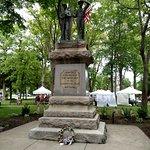 Memorial at the park