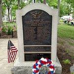 War Memorial at Gibson park