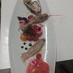alcune  creazioni dello Chef!!
